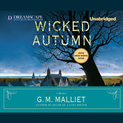Wicked Autumn, by G. M. Malliet