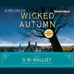 Wicked Autumn Audiobook, by G. M. Malliet