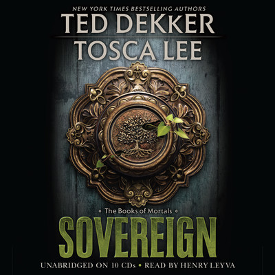 Sovereign Audiobook, by Ted Dekker