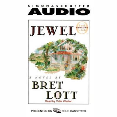 Printable Jewel Audiobook Cover Art