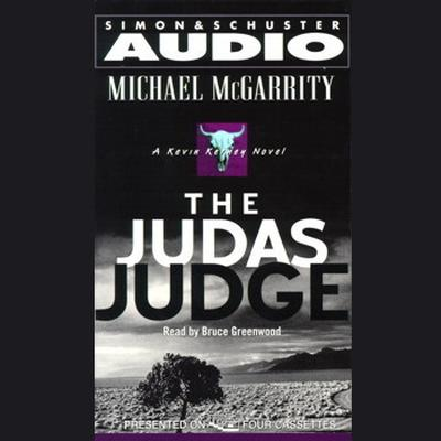 Printable The Judas Judge Audiobook Cover Art