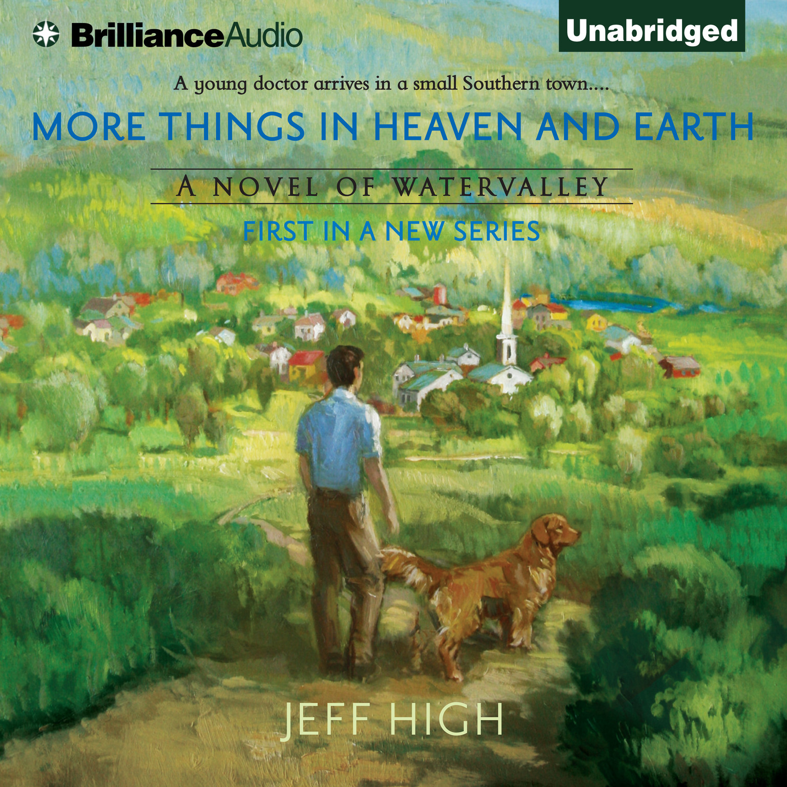 Printable More Things in Heaven and Earth Audiobook Cover Art