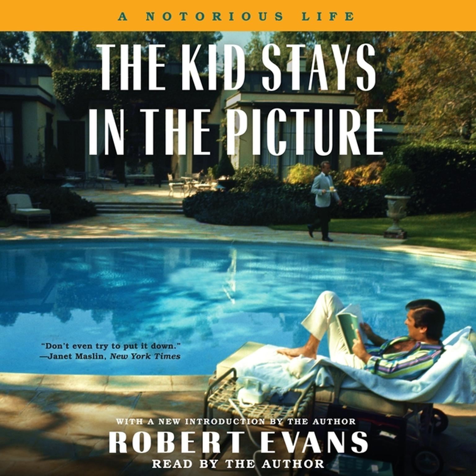 Printable The Kid Stays in the Picture: A Notorious Life Audiobook Cover Art
