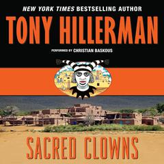 Sacred Clowns Audiobook, by Tony Hillerman