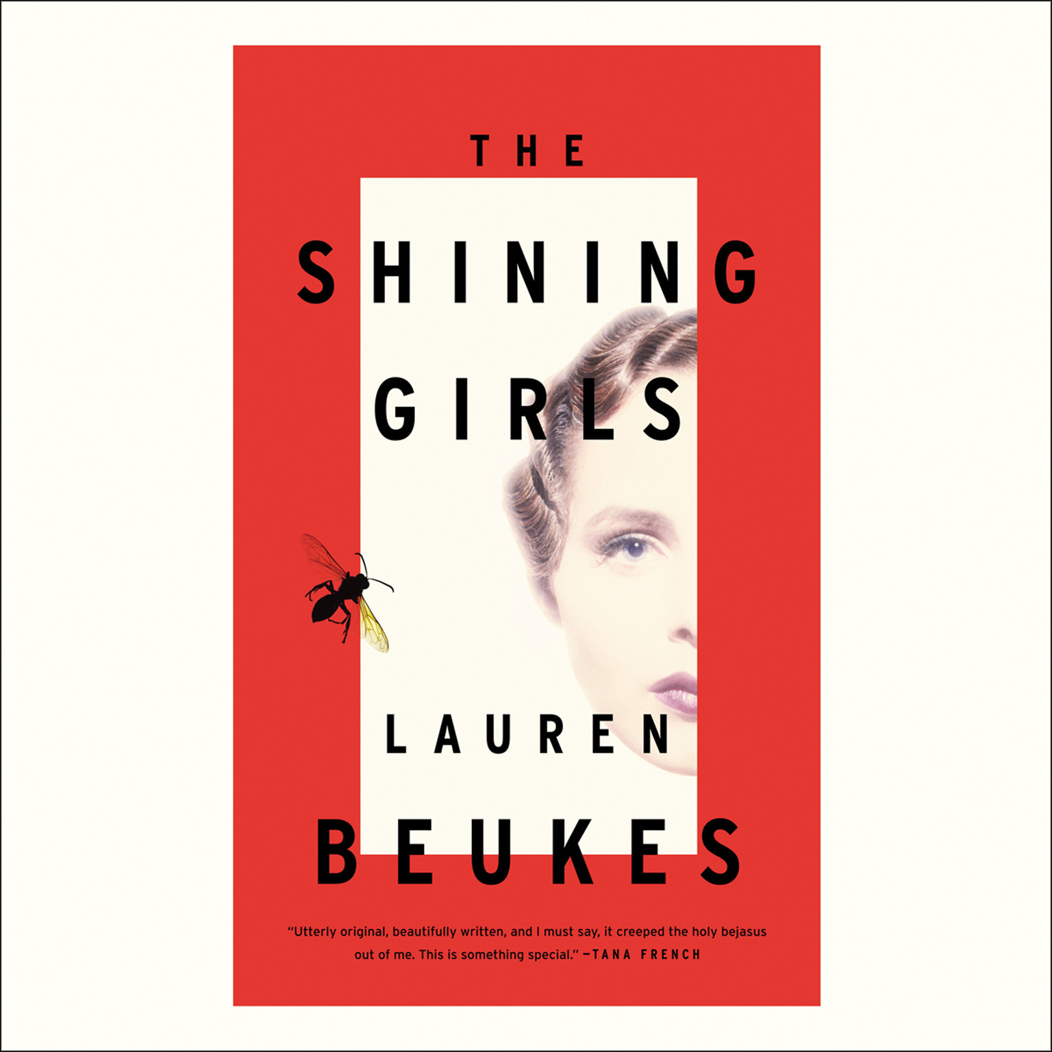 Printable The Shining Girls: A Novel Audiobook Cover Art