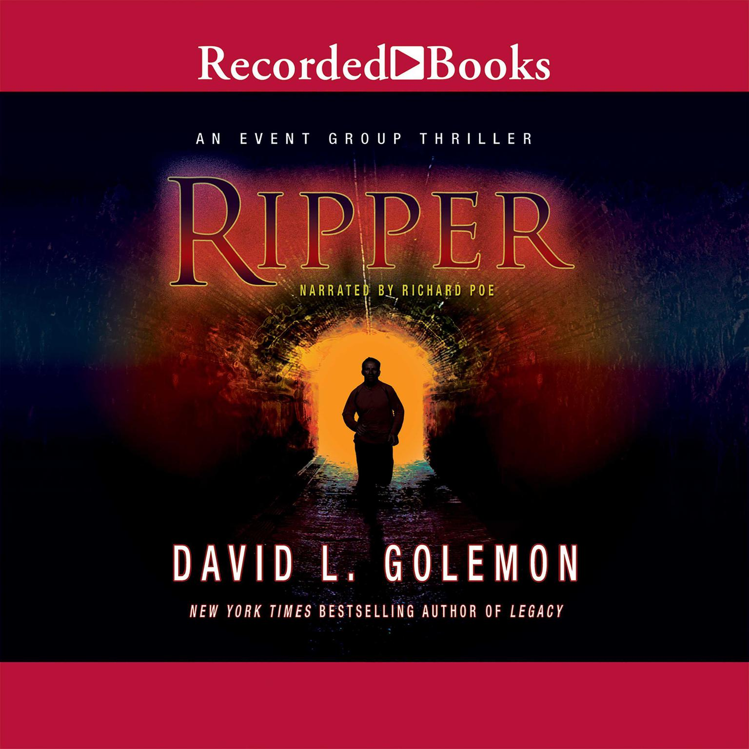 Printable Ripper Audiobook Cover Art