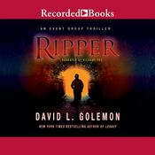 Ripper, by David L. Golemon