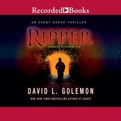 Ripper Audiobook, by David L. Golemon