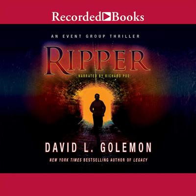 Ripper Audiobook, by David L. Golemon