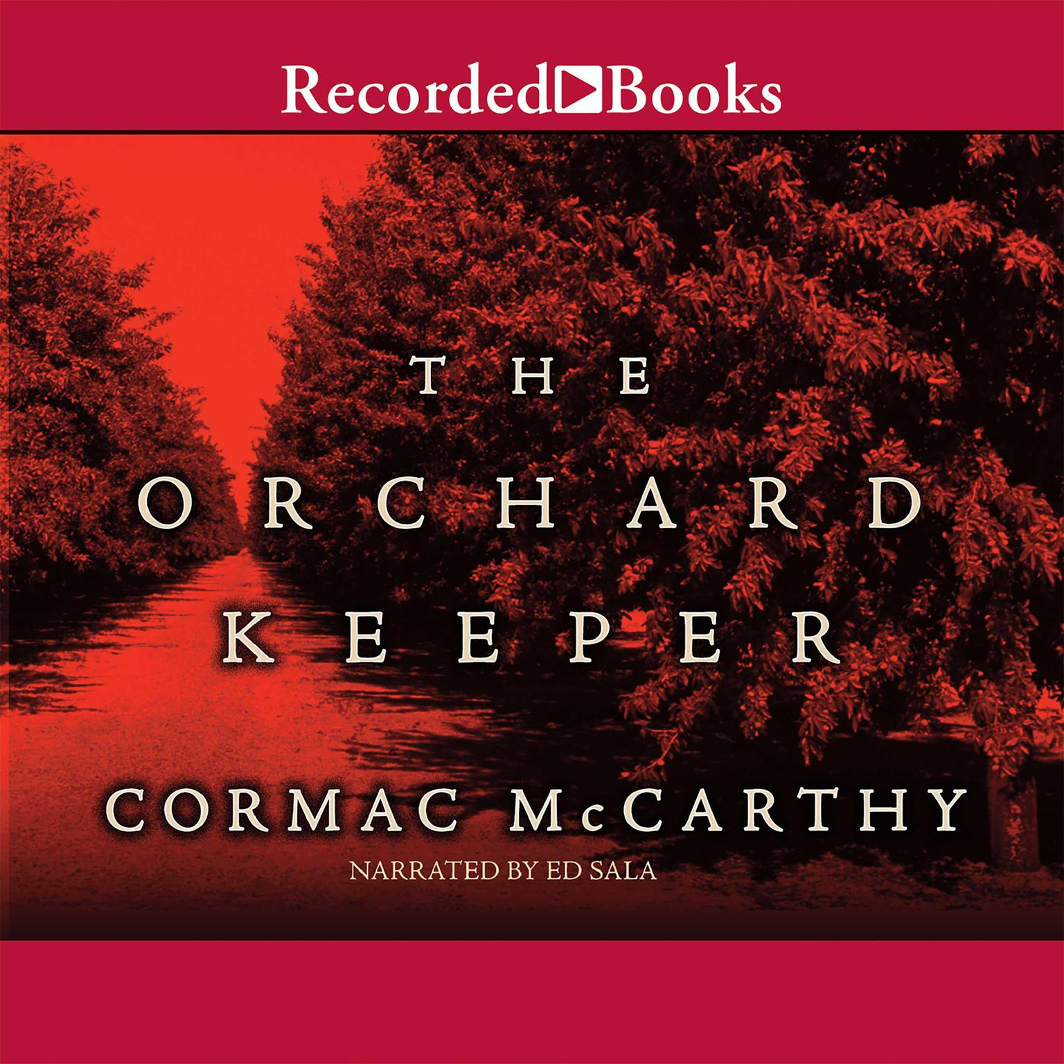 Printable The Orchard Keeper Audiobook Cover Art