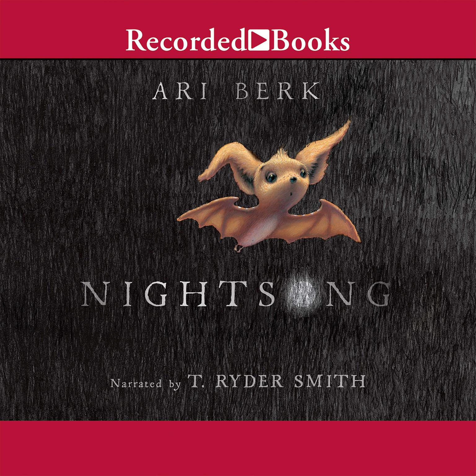 Printable Nightsong Audiobook Cover Art