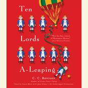 Ten Lords A-Leaping: A Father Christmas Mystery Audiobook, by C. C. Benison