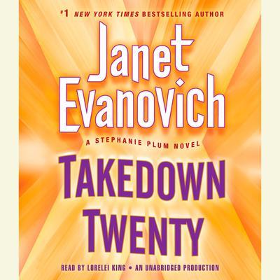 Takedown Twenty: A Stephanie Plum Novel Audiobook, by