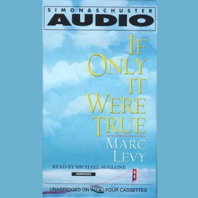 Printable If Only It Were True Audiobook Cover Art