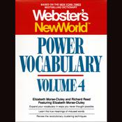 Webster's New World Power Vocabulary, Vol. 4 Audiobook, by Elizabeth Morse-cluley