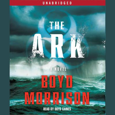 Printable The Ark: A Novel Audiobook Cover Art