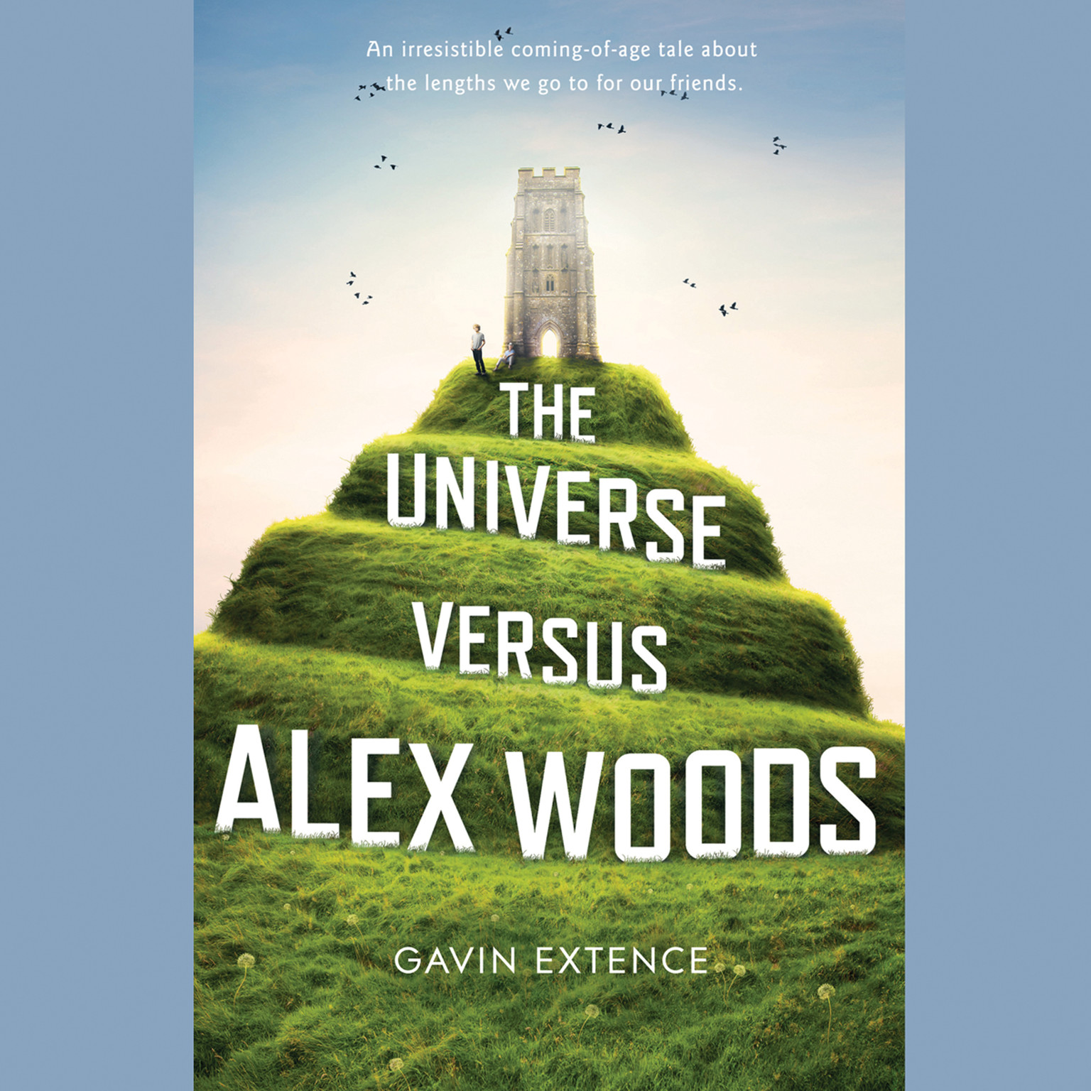 Printable The Universe Versus Alex Woods Audiobook Cover Art