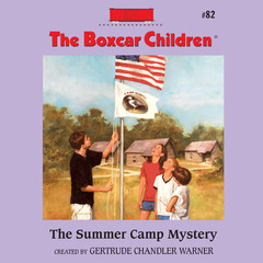 The Summer Camp Mystery Audiobook, by Gertrude Chandler Warner