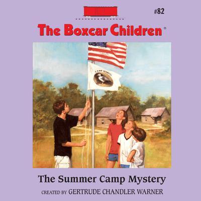 The Summer Camp Mystery Audiobook, by Gertrude Chandler Warner