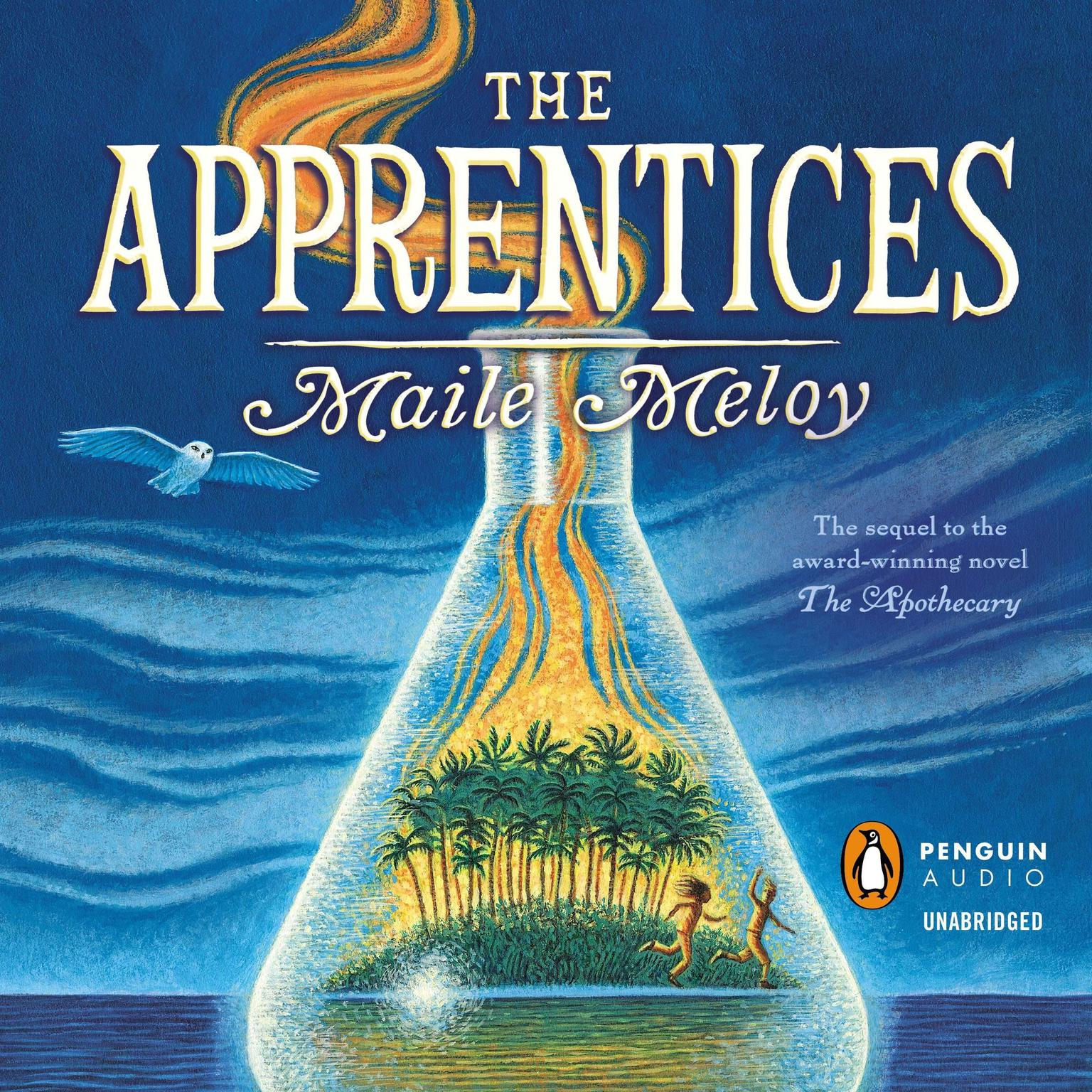 Printable The Apprentices Audiobook Cover Art