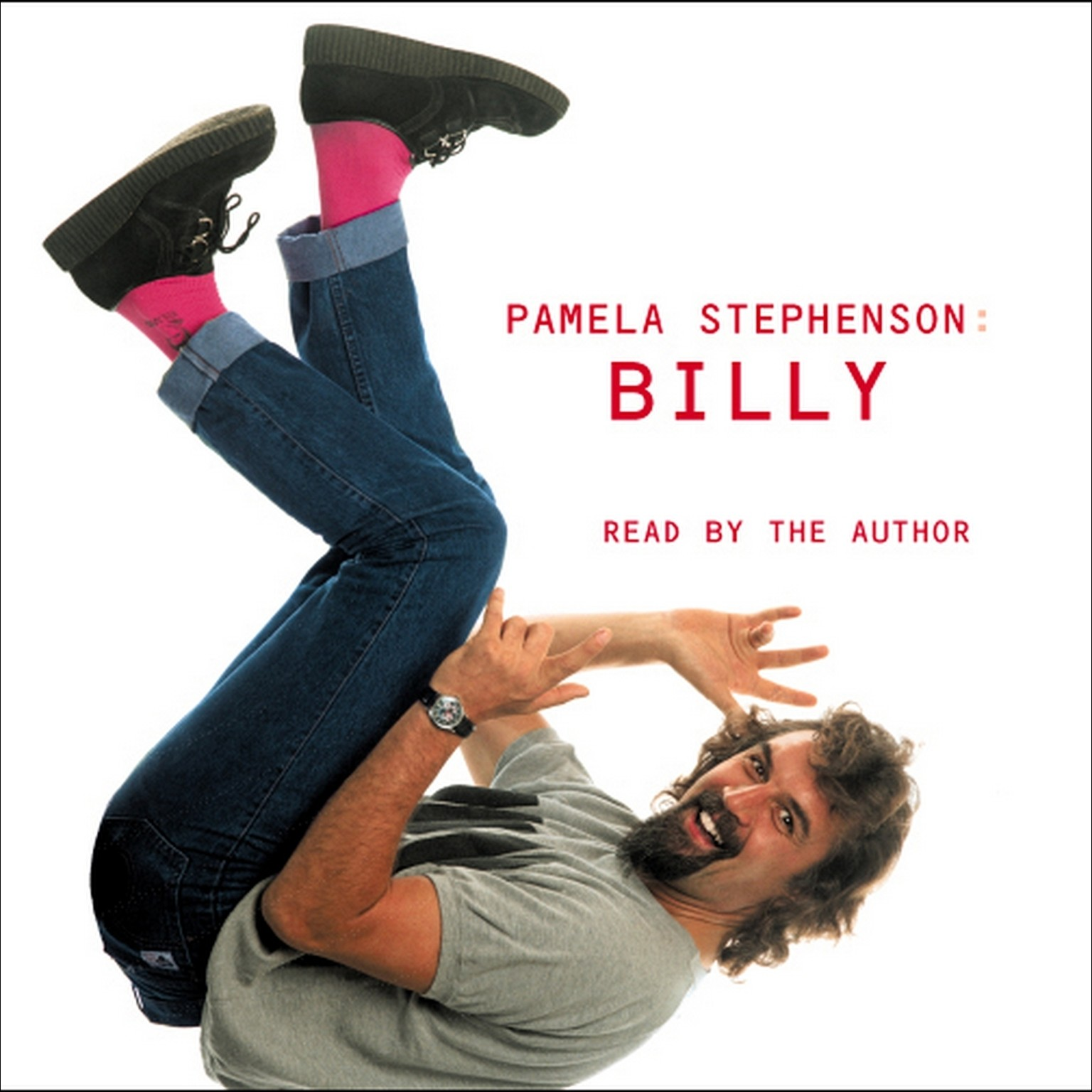 Printable Billy Audiobook Cover Art