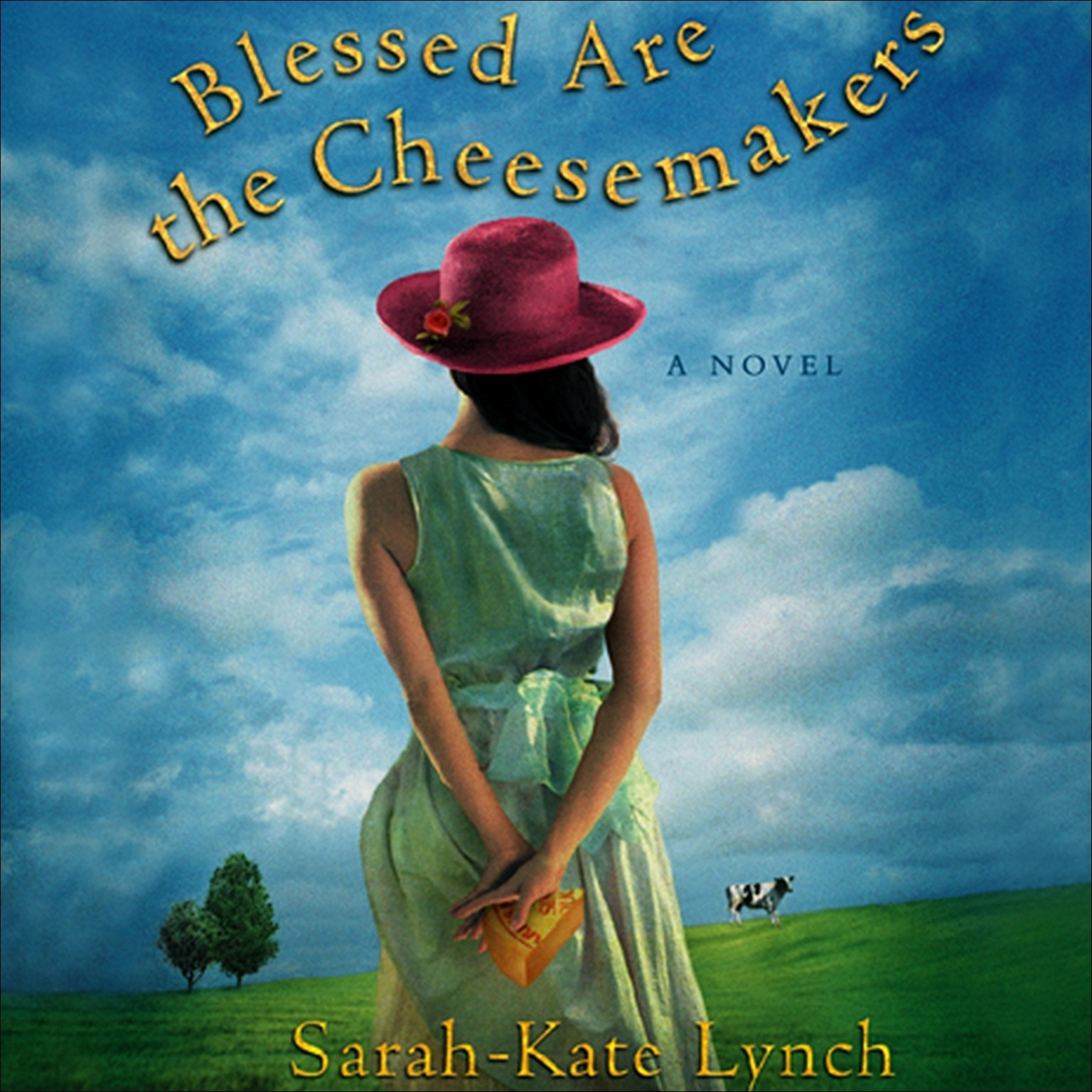 Printable Blessed Are the Cheesemakers Audiobook Cover Art