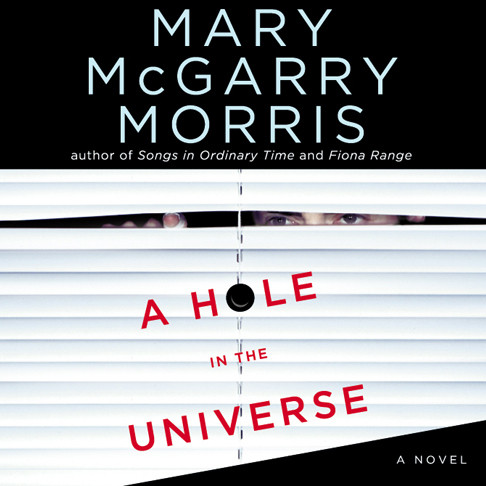 Printable A Hole in the Universe Audiobook Cover Art