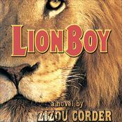 Lionboy Audiobook, by Zizou Corder