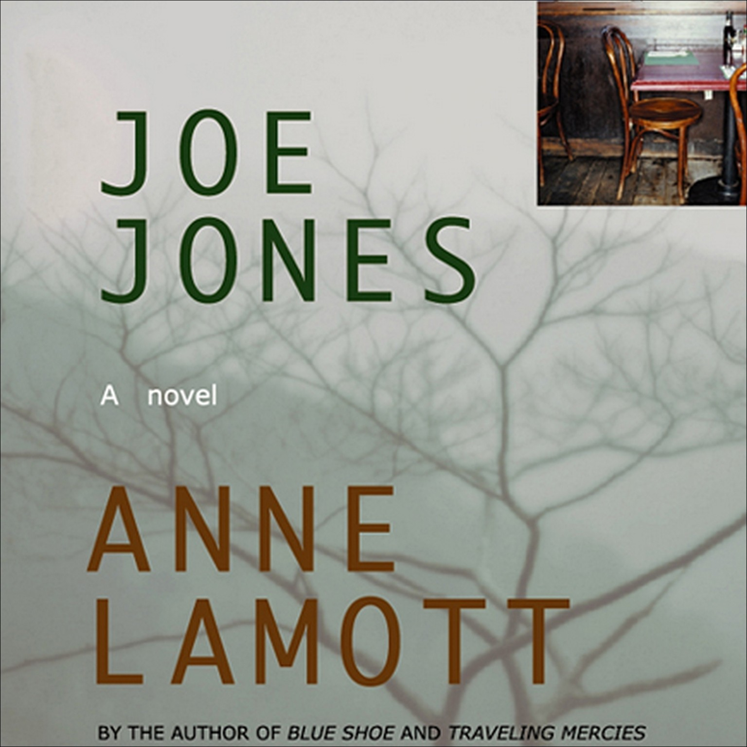 Printable Joe Jones Audiobook Cover Art