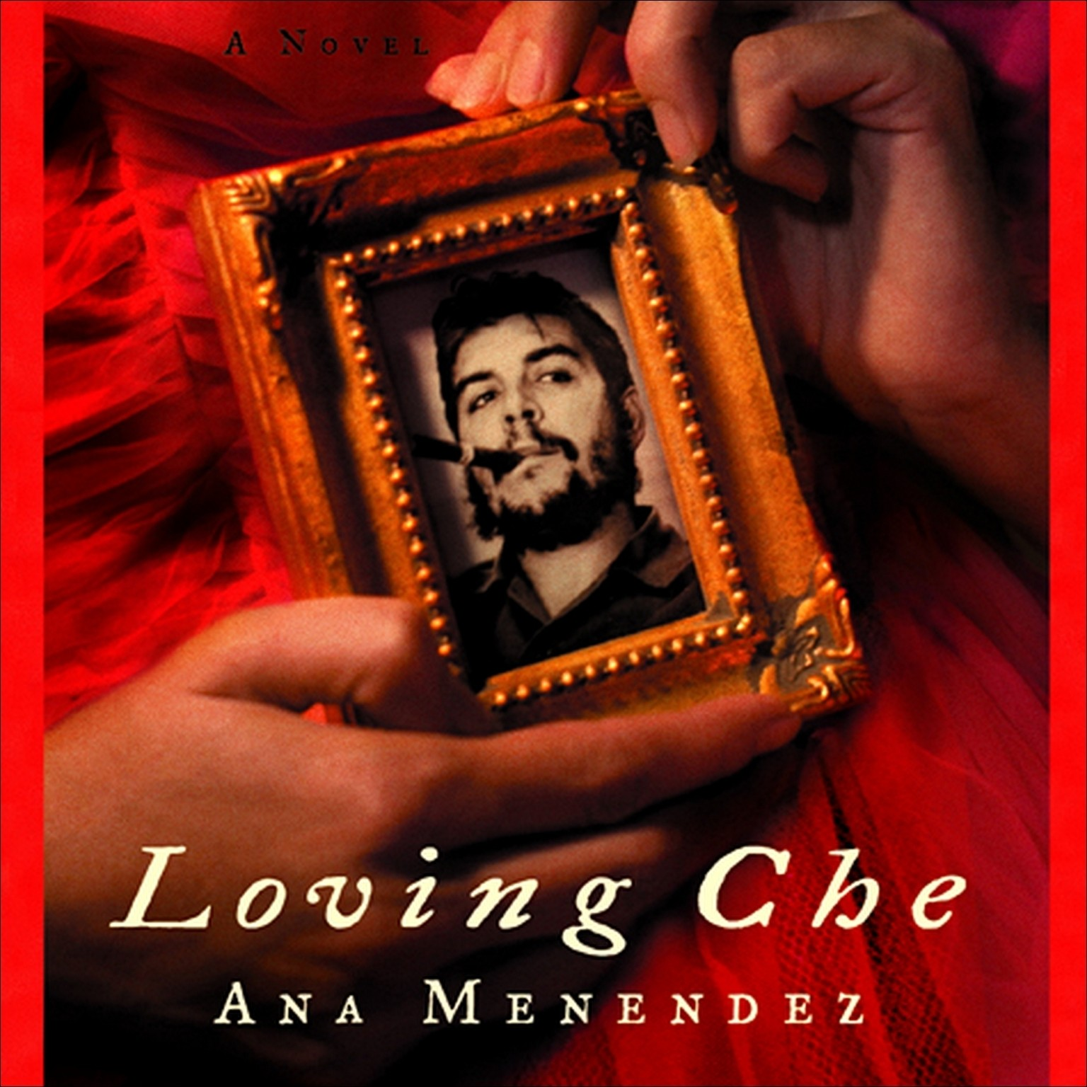 Printable Loving Che Audiobook Cover Art