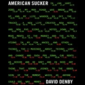 American Sucker Audiobook, by David Denby