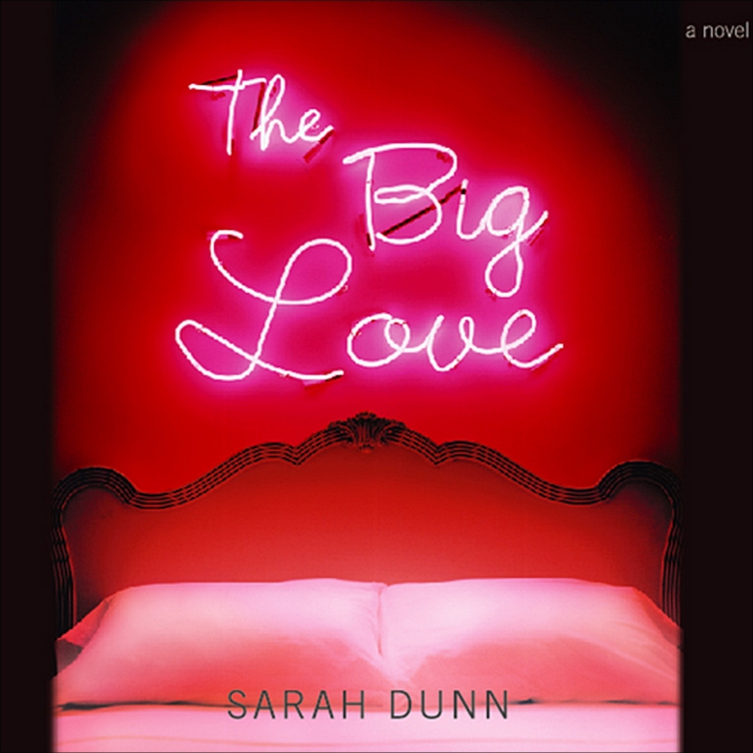 Printable The Big Love Audiobook Cover Art