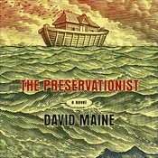 The Preservationist Audiobook, by David Maine