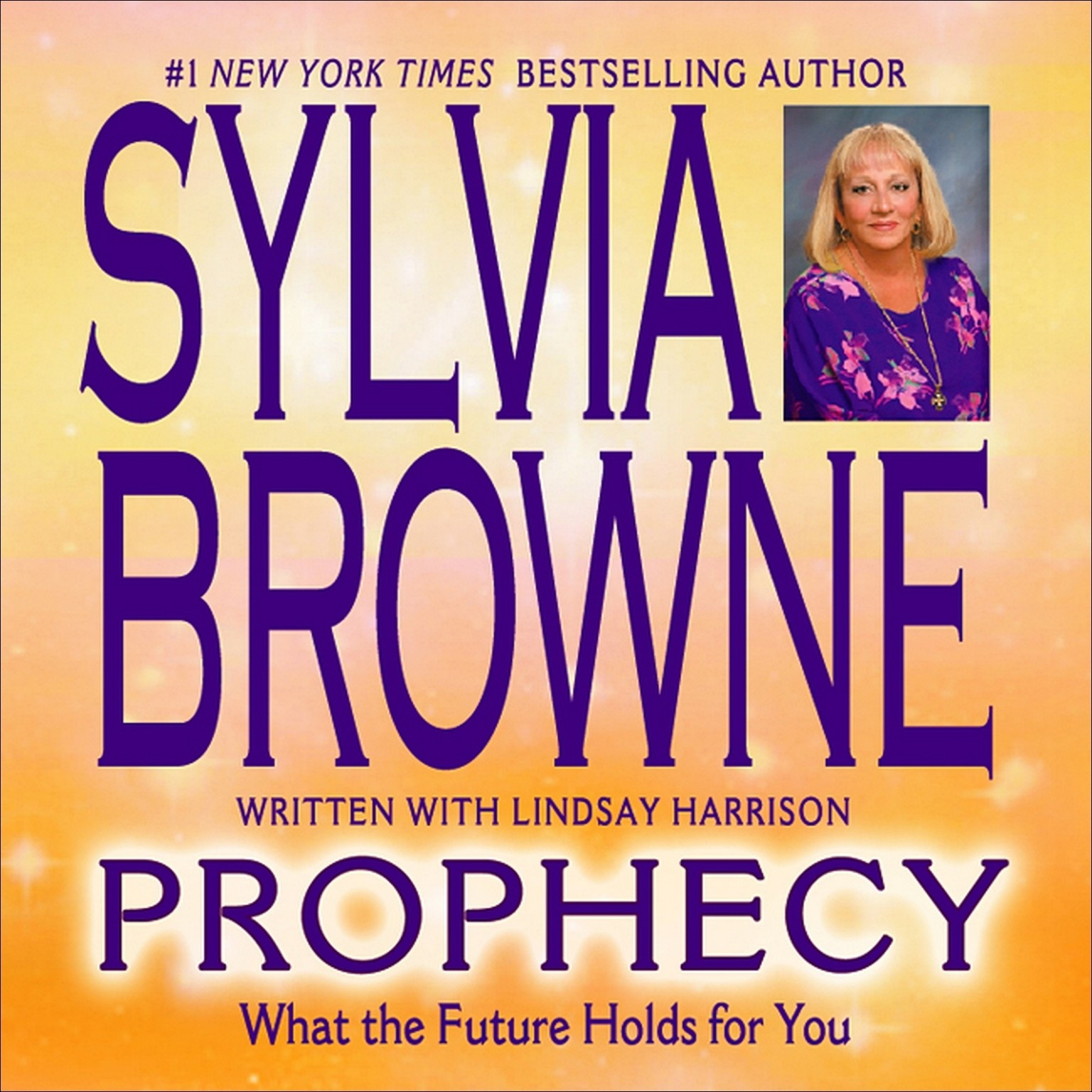 Printable Prophecy: What the Future Holds for You Audiobook Cover Art
