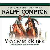 Vengeance Rider Audiobook, by Ralph Compton