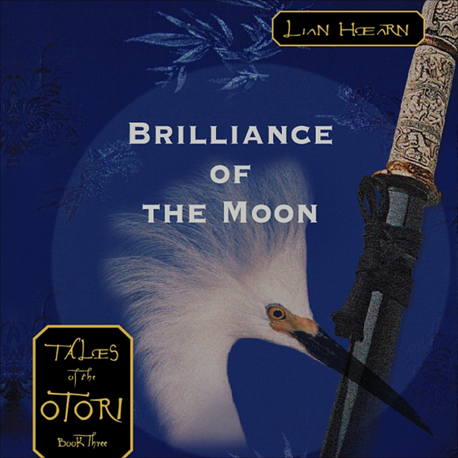 Printable Brilliance of the Moon: Tales of the Otori, Book Three Audiobook Cover Art