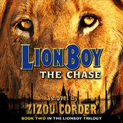 The Chase: Lionboy Audiobook, by Zizou Corder