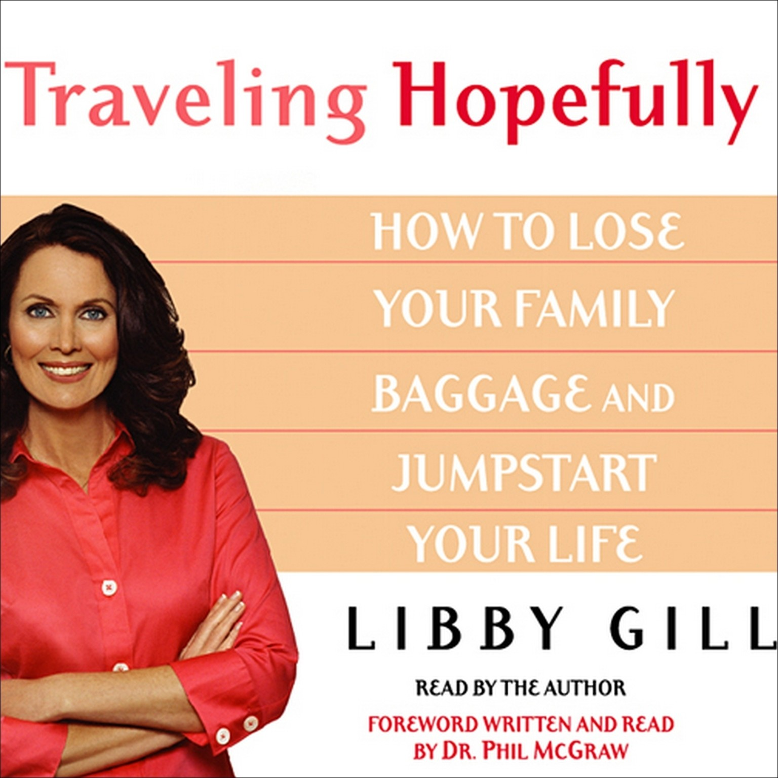 Printable Traveling Hopefully: Eliminate Old Family Baggage and Jumpstart Your Life Audiobook Cover Art