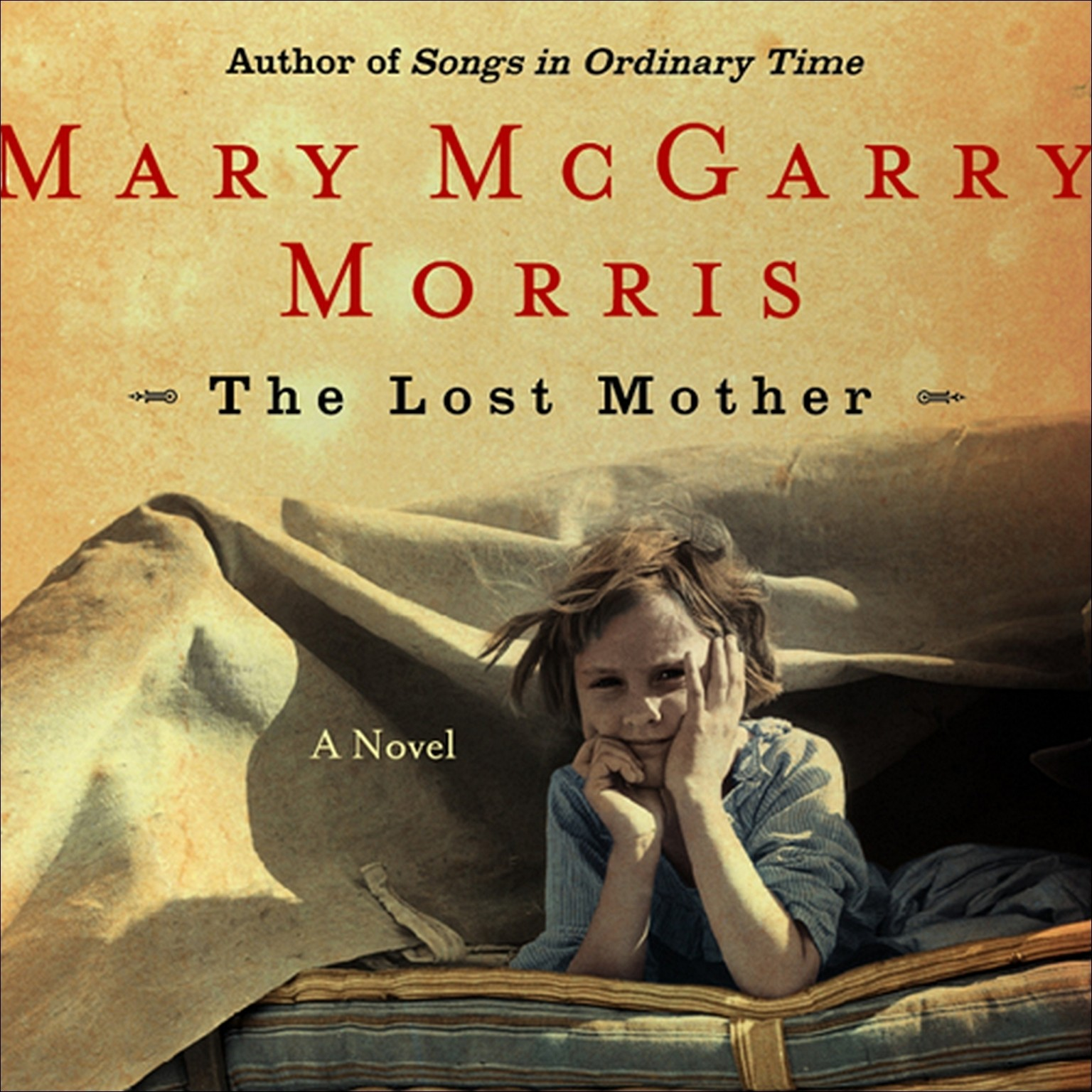 Printable The Lost Mother Audiobook Cover Art
