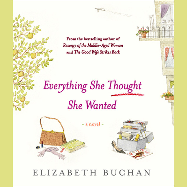 Printable Everything She Thought She Wanted Audiobook Cover Art