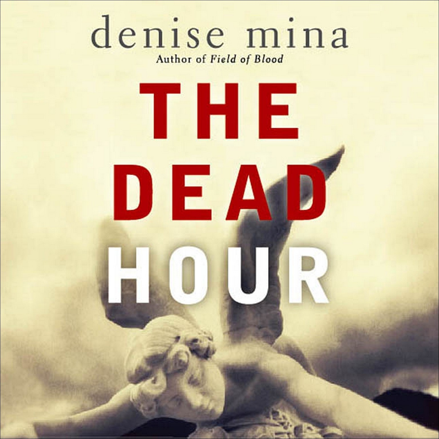 Printable The Dead Hour: A Novel Audiobook Cover Art