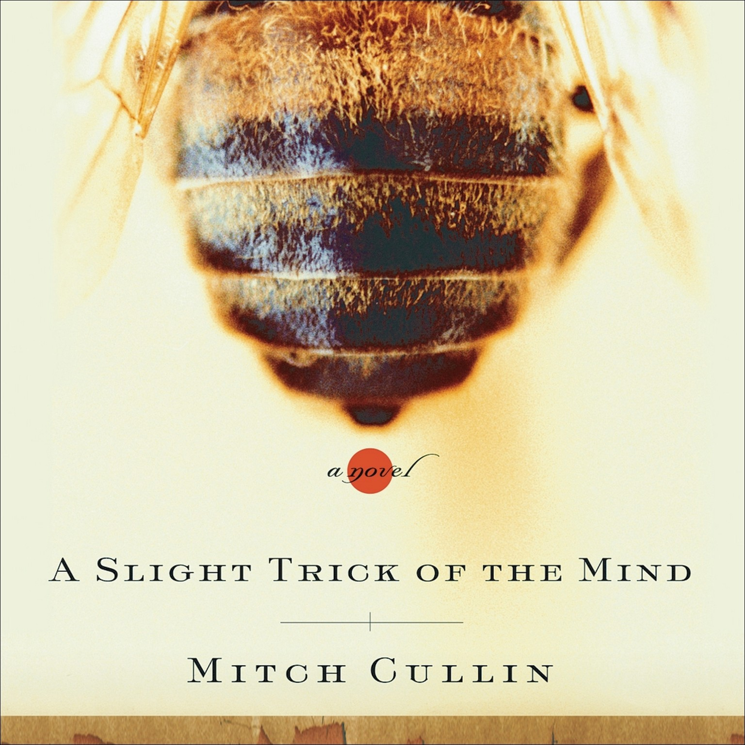 Printable A Slight Trick of the Mind Audiobook Cover Art