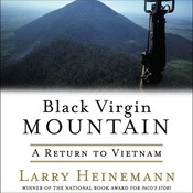 Black Virgin Mountain: A Return to Vietnam Audiobook, by Larry Heinemann