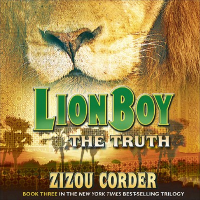 Lionboy: The Truth Audiobook, by