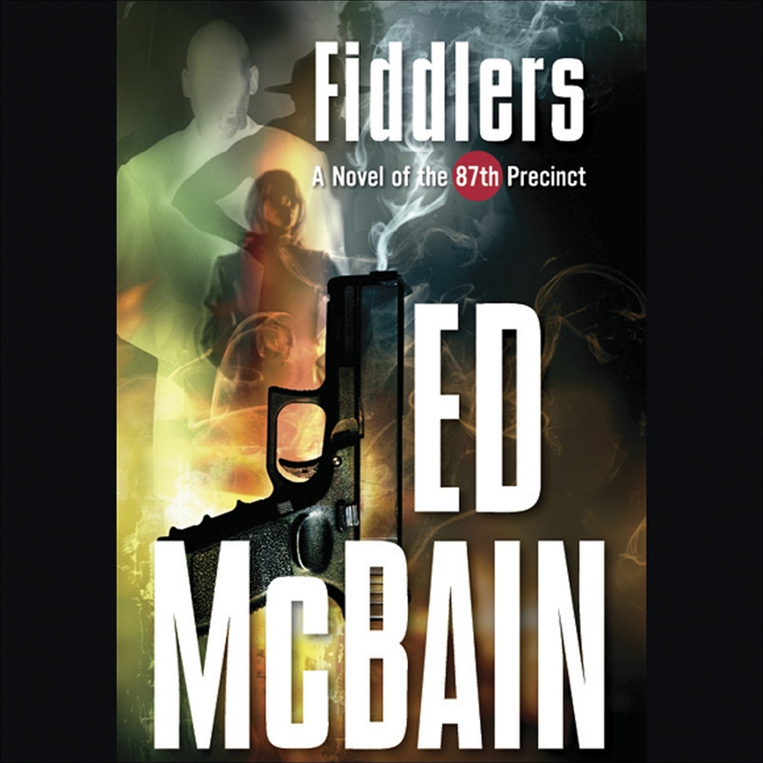 Printable Fiddlers Audiobook Cover Art