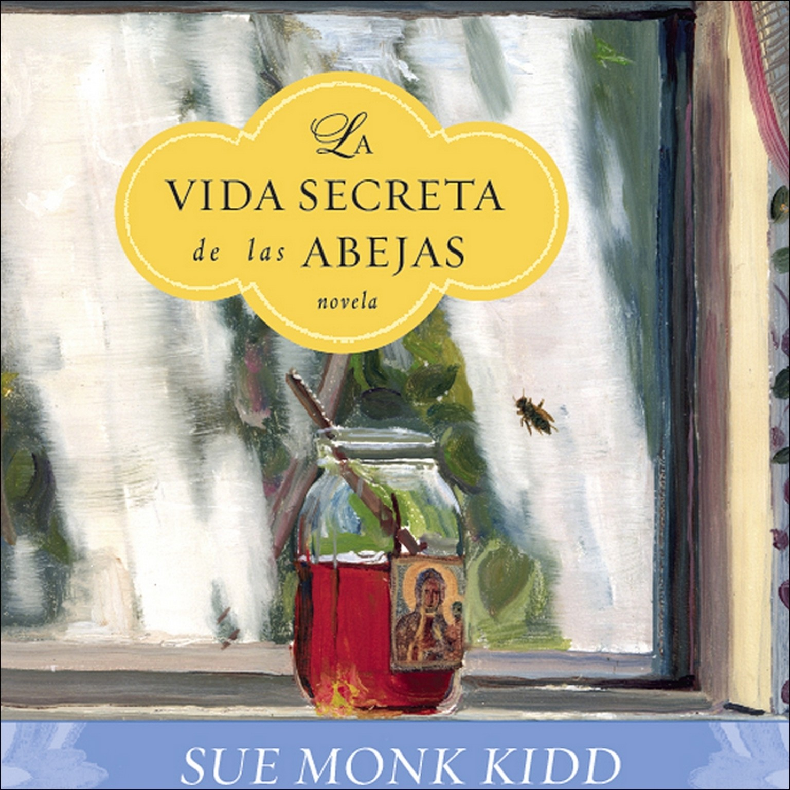 Printable La Vida Secreta de las Abejas: The Secret Life of Bees Audiobook Cover Art