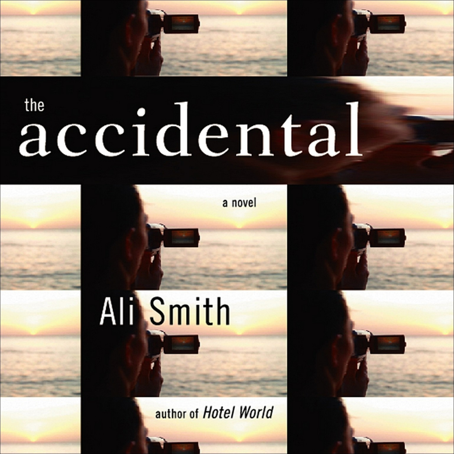 Printable The Accidental Audiobook Cover Art