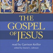 The Gospel of Jesus Audiobook, by Daniel L. Johnson