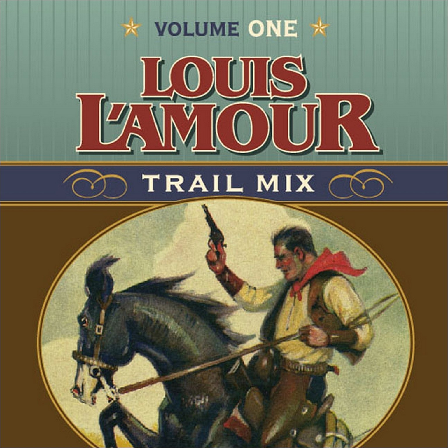 Printable Trail Mix: Volume One Audiobook Cover Art