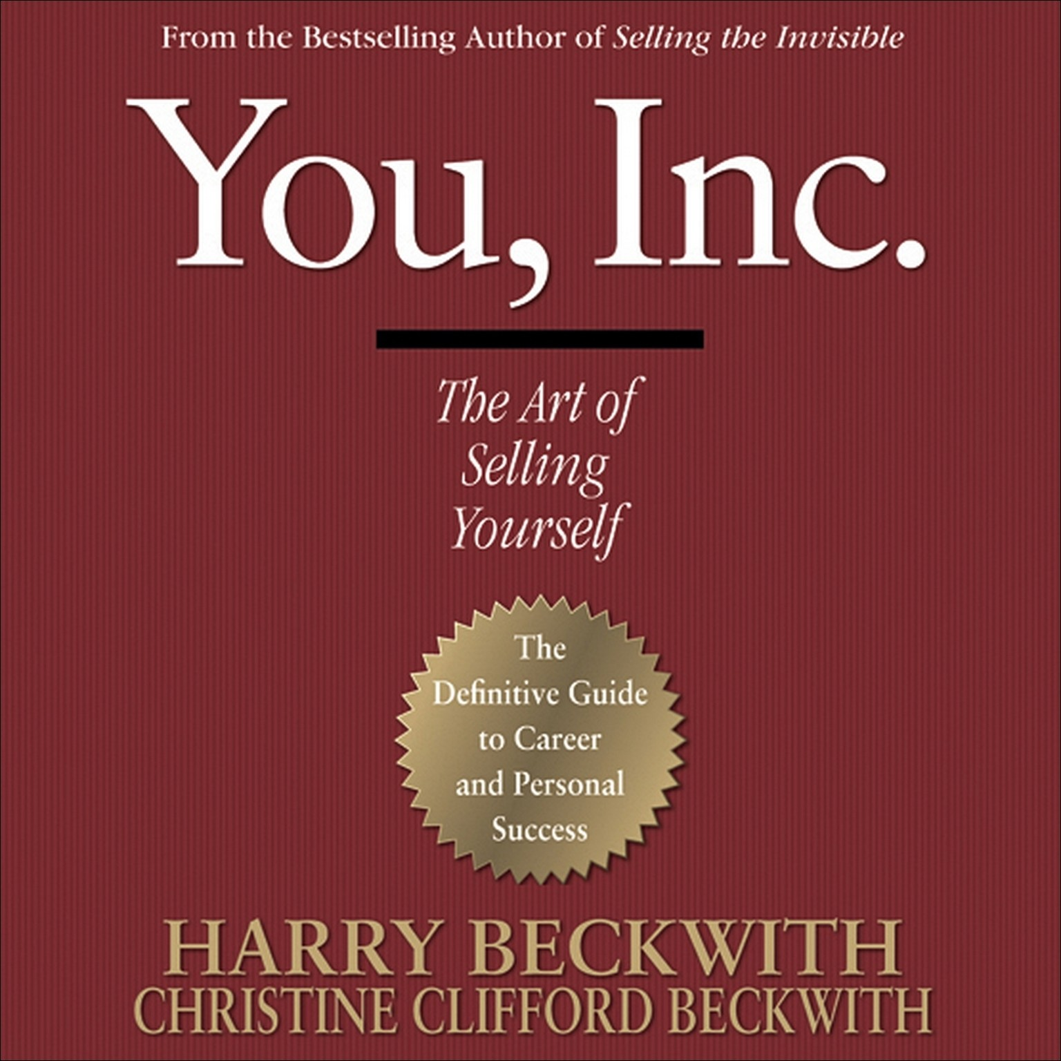 Printable You, Inc.: The Art of Selling Yourself Audiobook Cover Art